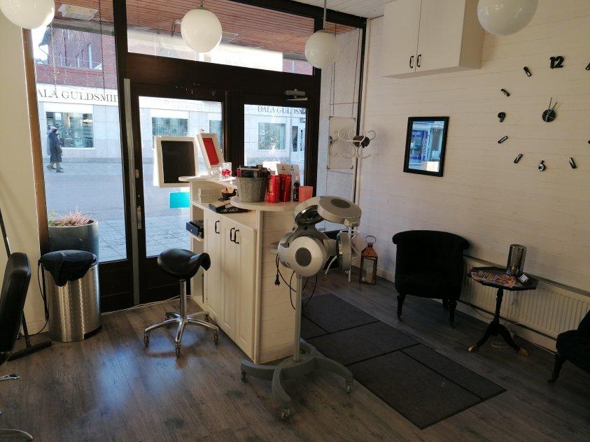 Salong Strået i Rättvik är till försäljning!