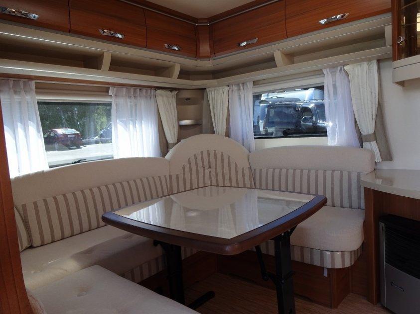 Hobby 720 Premium UML-husvagn