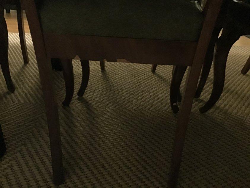 Åtta stolar