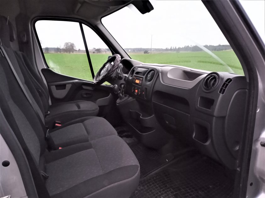 Opel movano lång