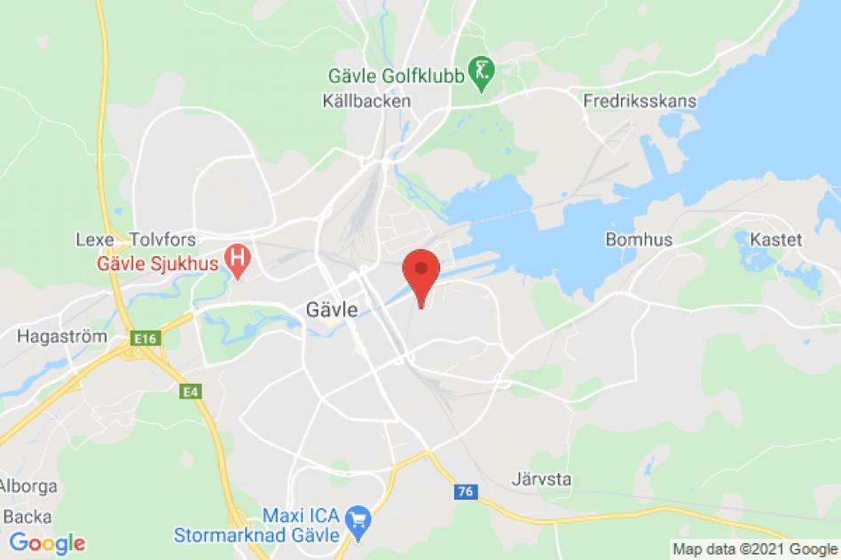 1:a i Gävle