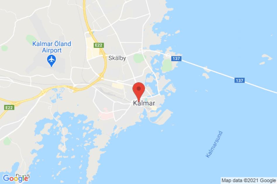 1:a studentlägenhet i Kalmar