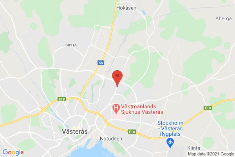 3:a i Västerås