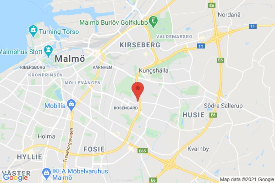 1:a i Malmö studentlägenhet