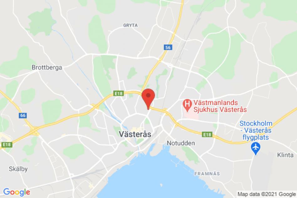 1:a i Västerås