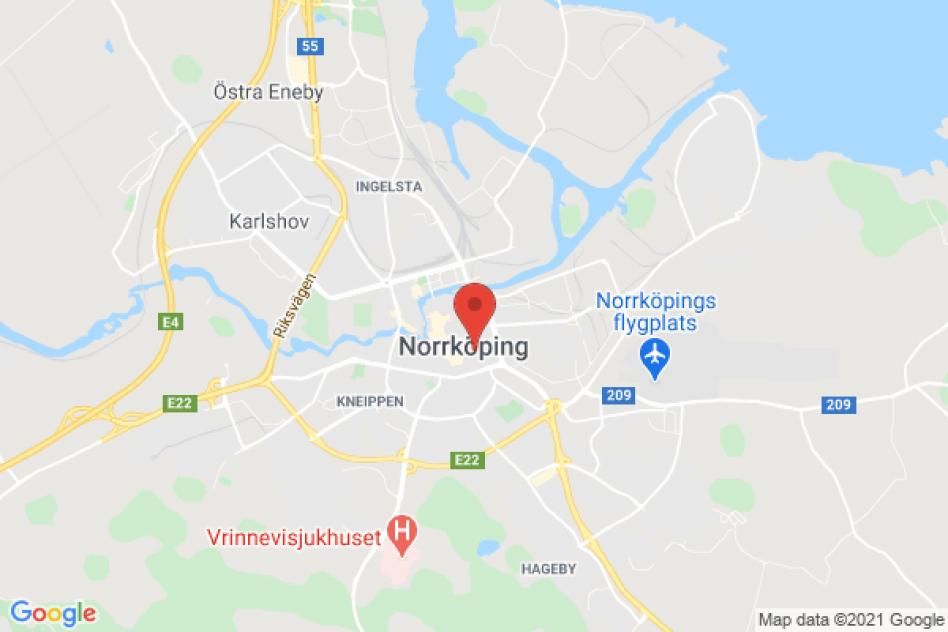 1:a i Norrköping