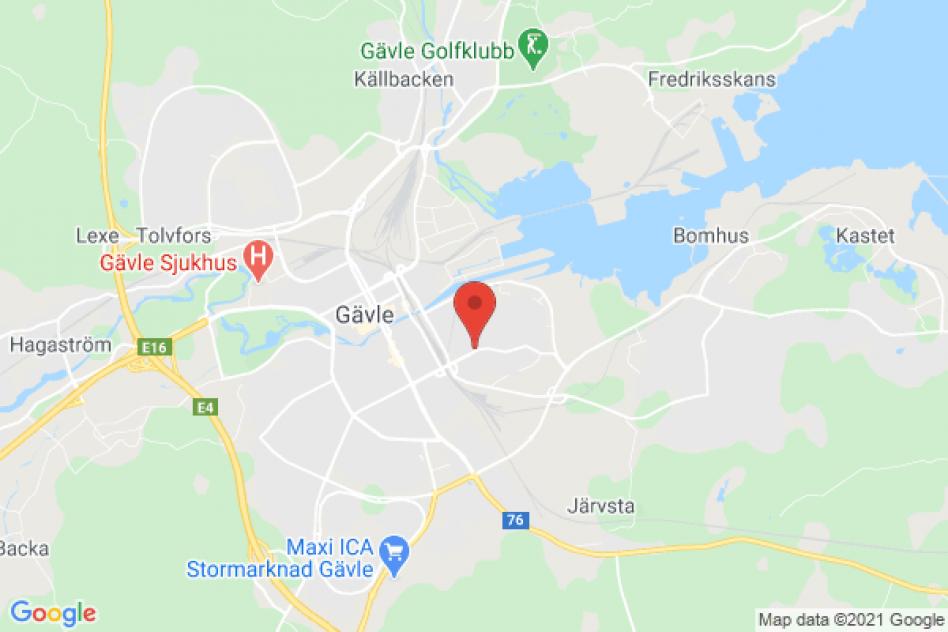 Fin 3:a i Gävle