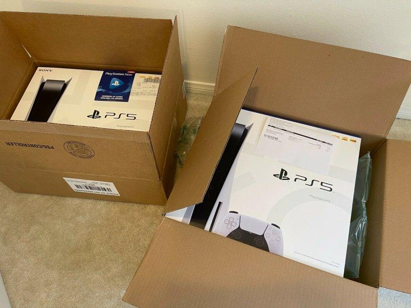 PS5 Blu-Ray Edition-konsol - Vit