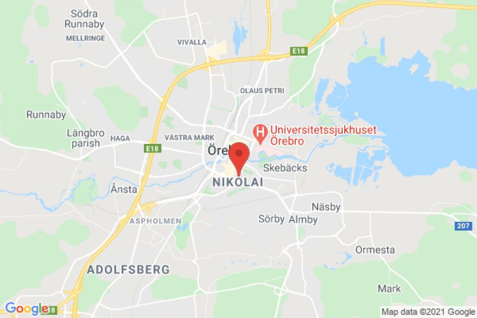 3:a i Örebro