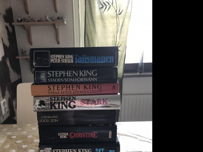 Stephen King Böcker