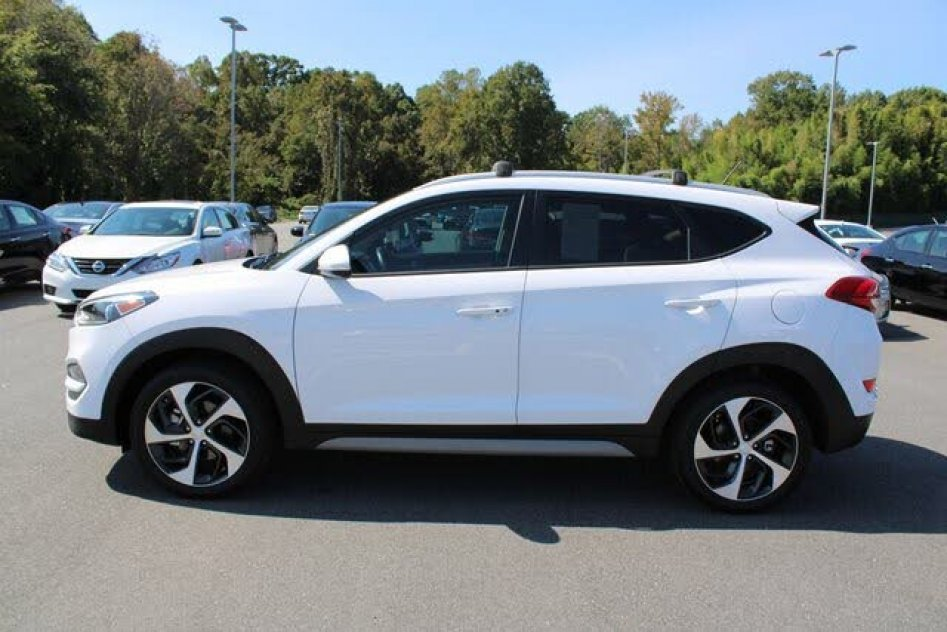2017 Hyundai Tucson 1.6 Sport