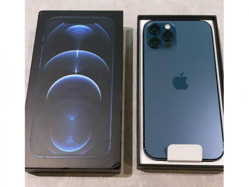 olåst Apple iPhone 12 - 12 pro max 256GB