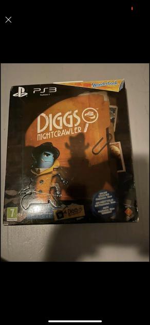 Diggs nightcrawler ps3