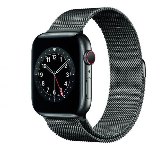 iPhone 12 pro max och Apple watch serie6