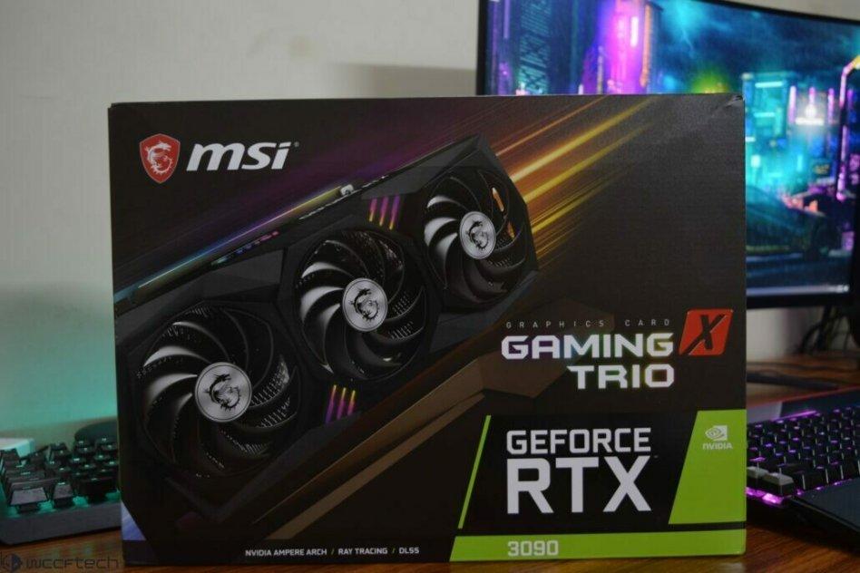 MSI GeForce RTX 3090 Gaming X Trio