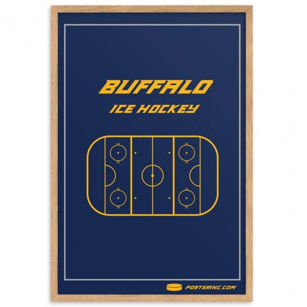 Buffalo Sabres NHL Poster 50x70