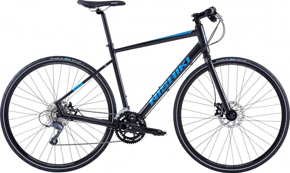 "Nishiki SL-Air herr svart/blå 28"" (cykel"