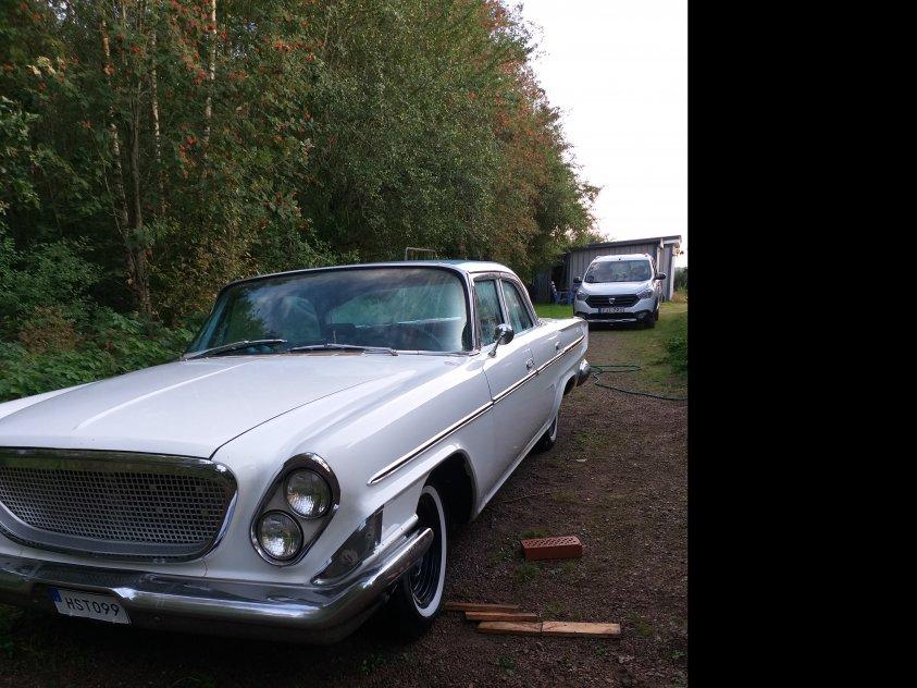 Chrysler newport 62