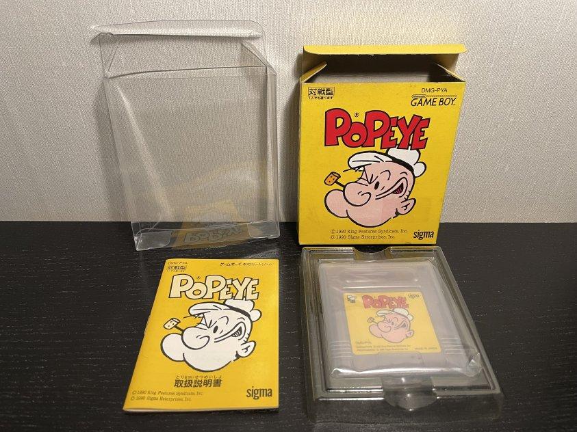 Popeye - Gameboy