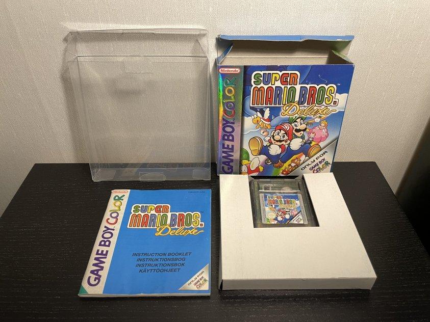 Super Mario Bros Deluxe - Gameboy Color