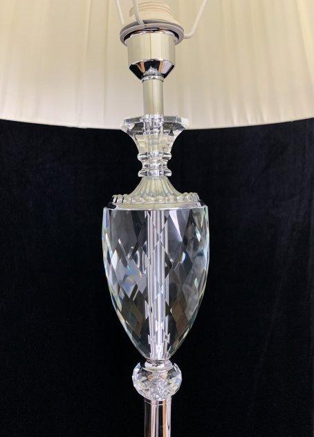 Cristal kristallglas golvlampa