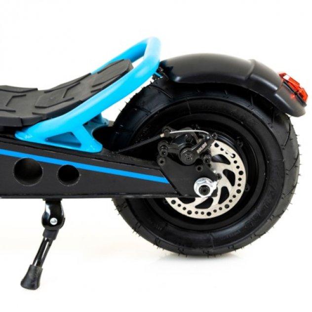 Offroad sparkcykel