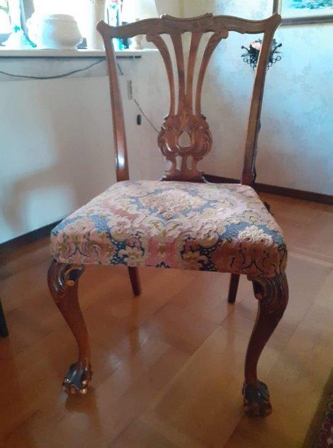 Antika möbler