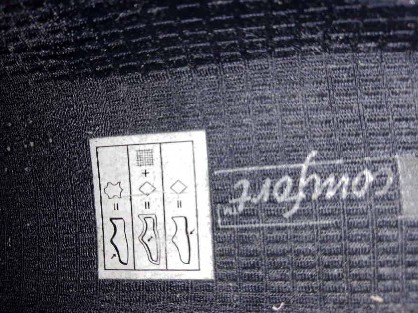 Golfskor, Stl. 42