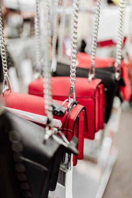 Unika och snygga handväskor