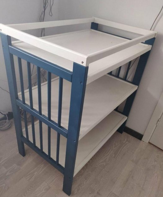 Skötbord IKEA Gulliver