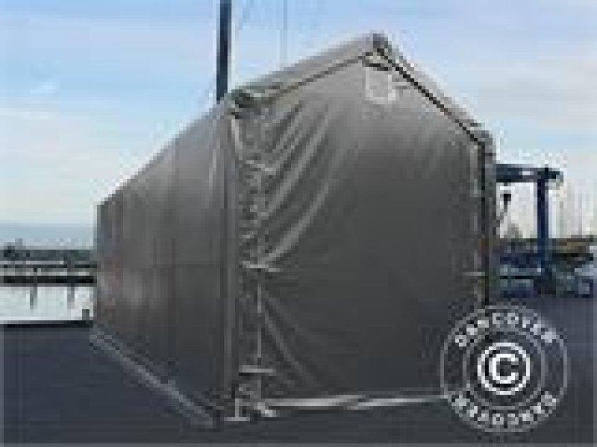 Båthall PRO XL 4 x 10 x 3,5 x 4,59 m PVC