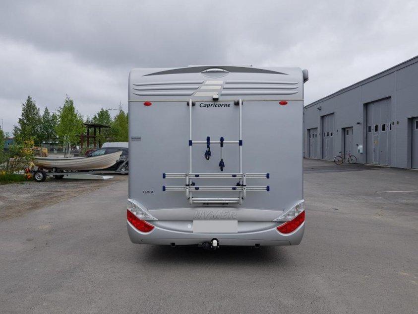 2007 Hymer Capricorne T 676 SL