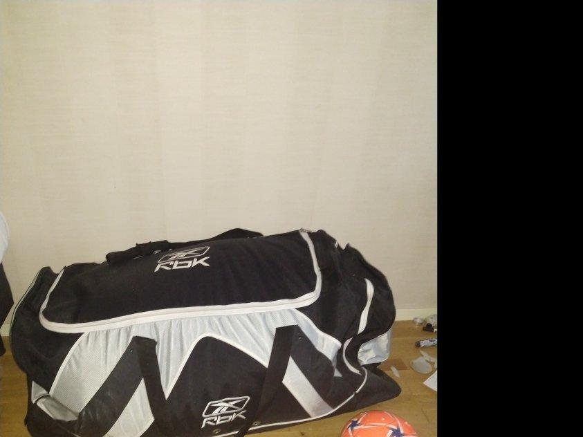 Stor Reebok hockey väska