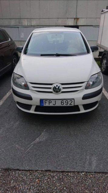 Volkswagen Golf plus automat