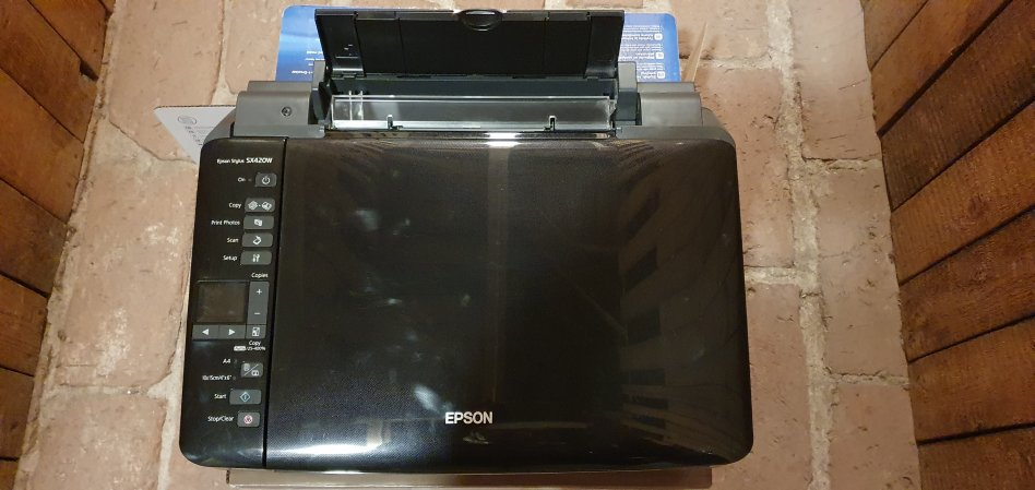 Skrivare Epson Stylus SX 420 W