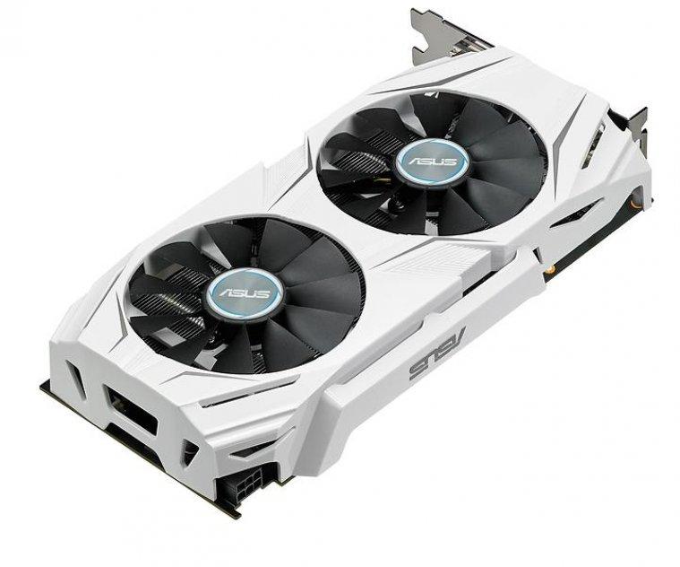 GeForce GTX 1060 3gb dual OC