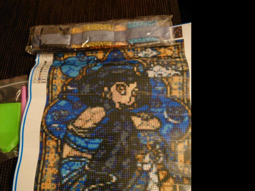 Diamond paintings Svampbob Disney etc