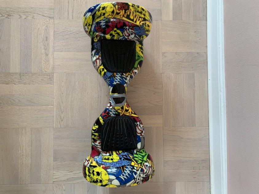 Hoverboard (Färg: Urban Graffiti)