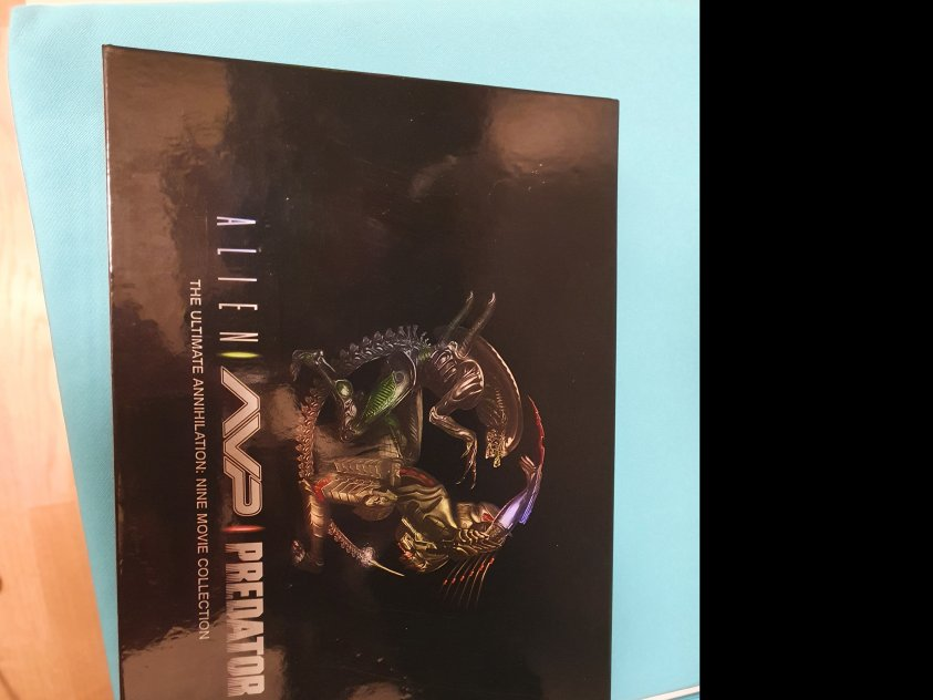 Alien/AVP/Predator - The Ultimate Annihi