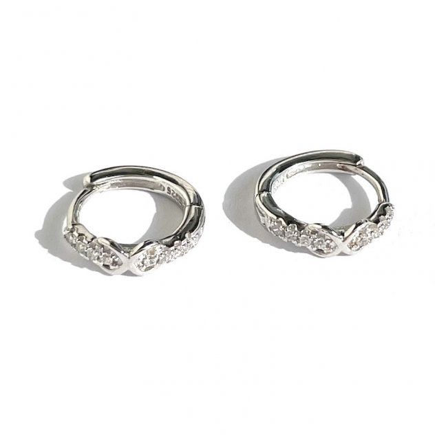 Nya smycken, silver 925, ringar, örhänge