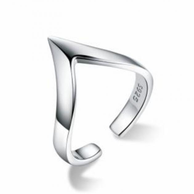 NYA RINGAR, silver 925, ONE SIZE