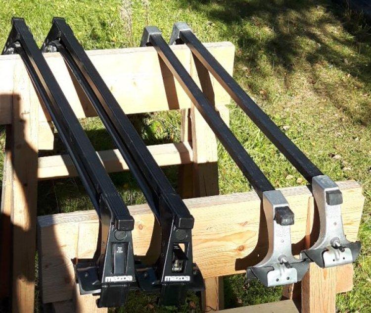 Lasthållare - takräcke