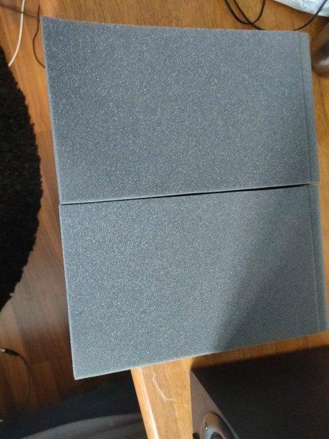 Yamaha HS5 med IsoleringsPads
