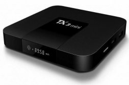IPTV box Tanix mini