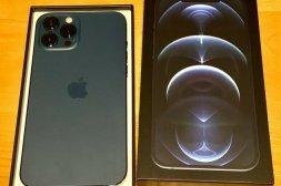 iPhone 12 Pro Max 256 GB fabrikslåst