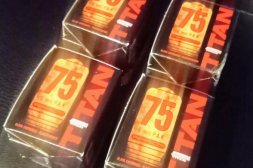 Knallskott Titan 75st asken
