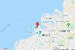 2:a centralt i Malmö