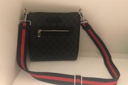 Gucci messenger bag!