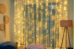 Smart LED Gardinbelysning