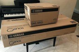 Yamaha Genos 76-Key Flagship Arranger-ta
